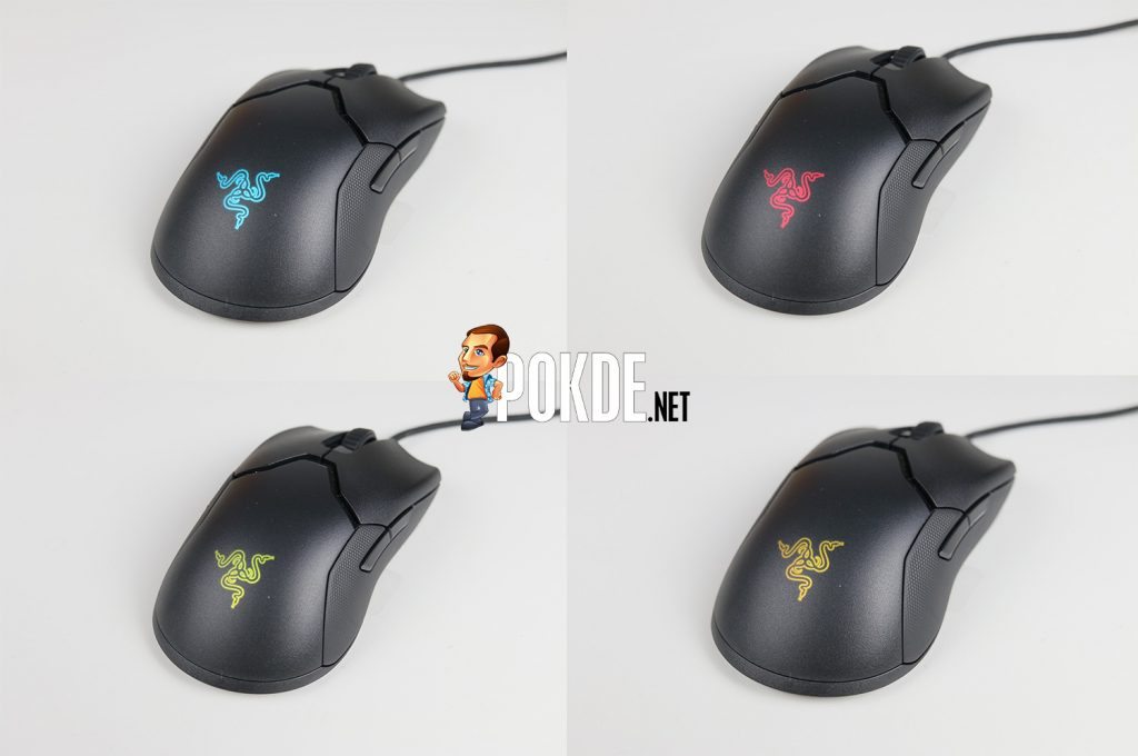 Razer Viper Gaming Mouse Review - Versatile, Featherweight Gaming Mouse 27