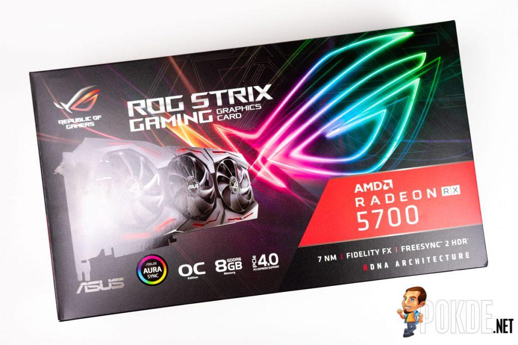 ASUS ROG Strix Radeon RX 5700 OC Edition 8GB GDDR6 Review — premium extras slapped on a mid-range GPU? 22