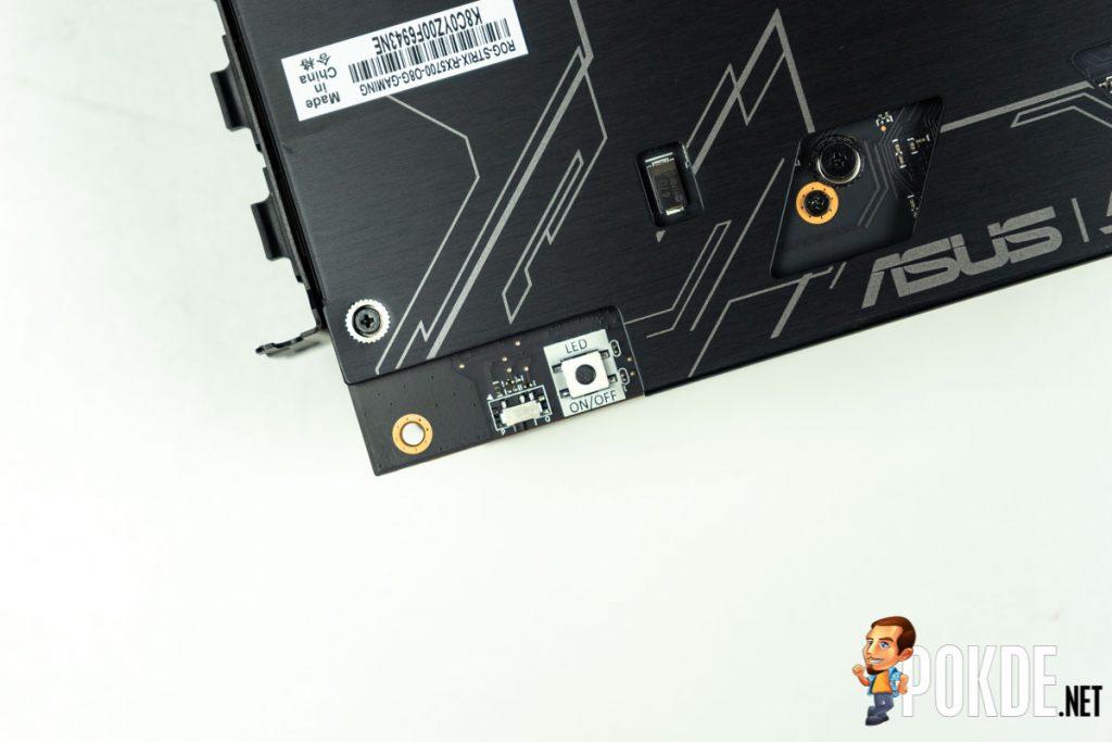 ASUS ROG Strix Radeon RX 5700 OC Edition 8GB GDDR6 Review — premium extras slapped on a mid-range GPU? 39