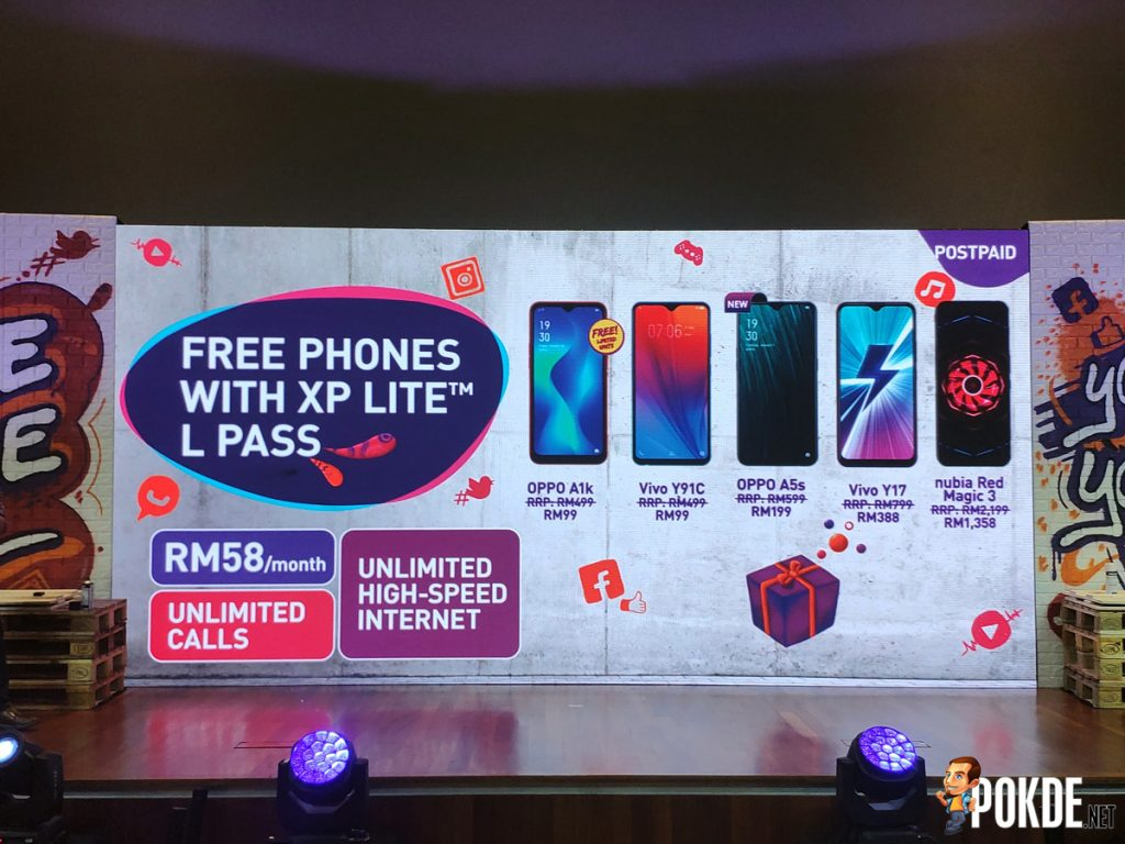 Celcom Introduces New XP Lite Plan — Unlimited Calls And Monthly Internet From RM28 17