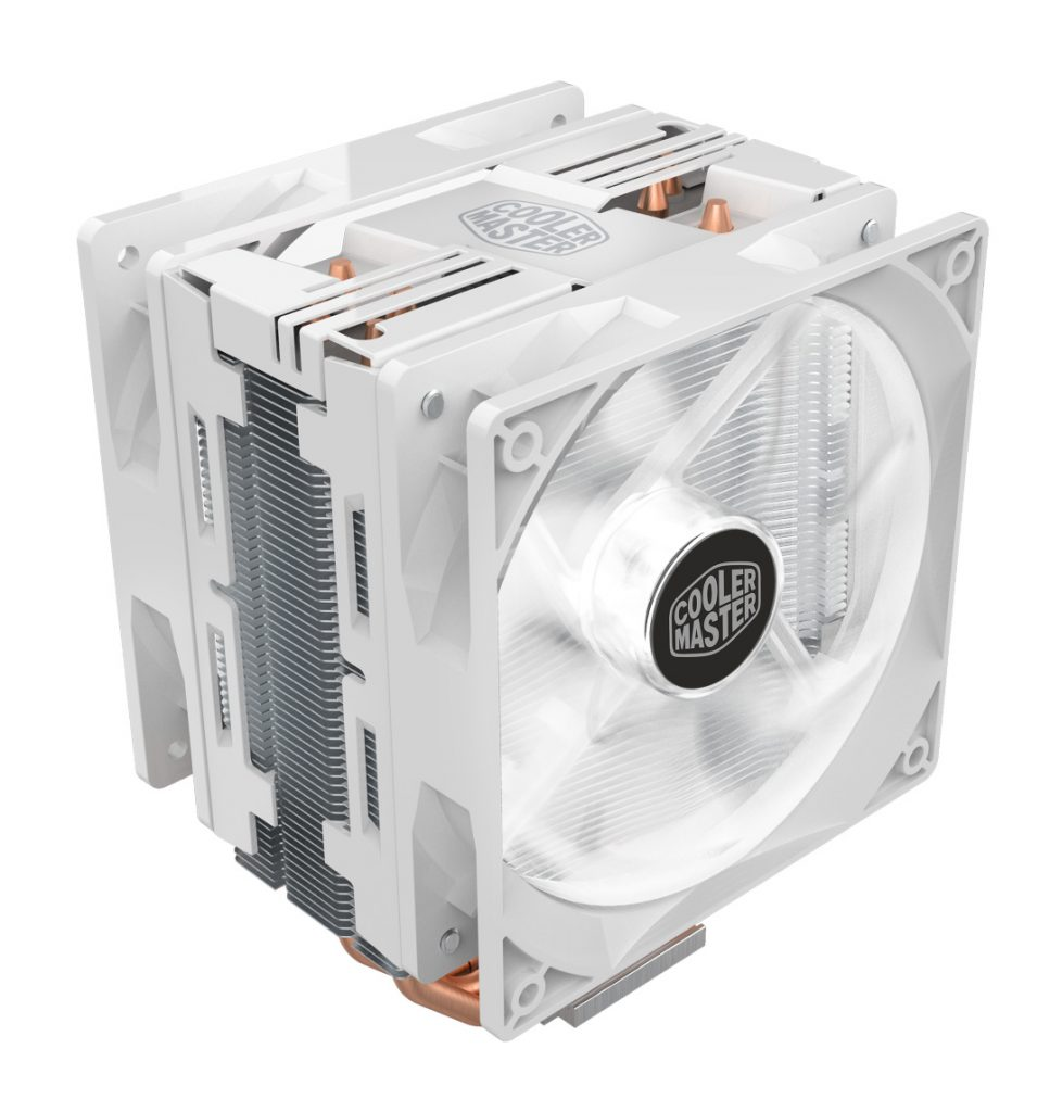 Cooler Master Hyper 212 LED Turbo White Edition Now Available At RM159 22