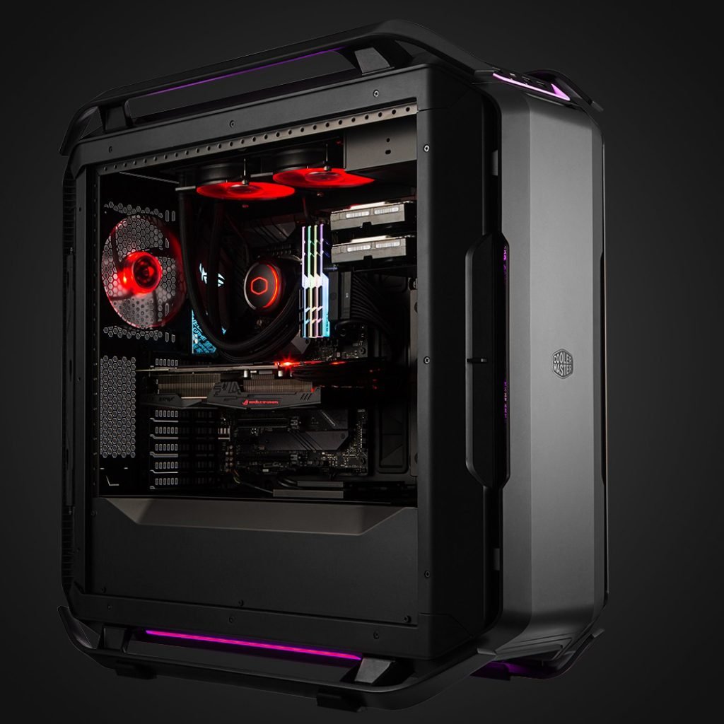 Cooler Master Releases The Sleek Looking COSMOS C700P Black Edition At RM1,329 21