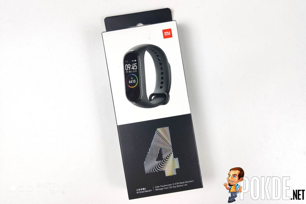 Xiaomi Mi Band 4 Review — keeping tabs on you 23