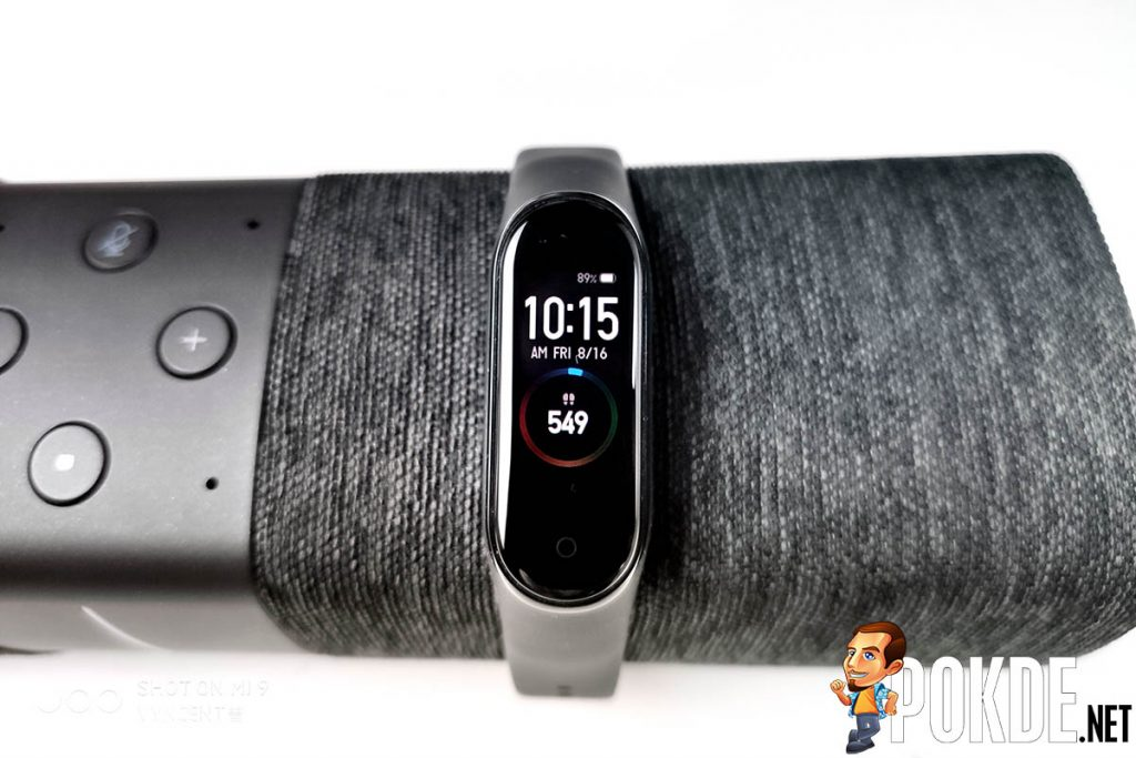 Xiaomi Mi Band 4 Review — keeping tabs on you 25