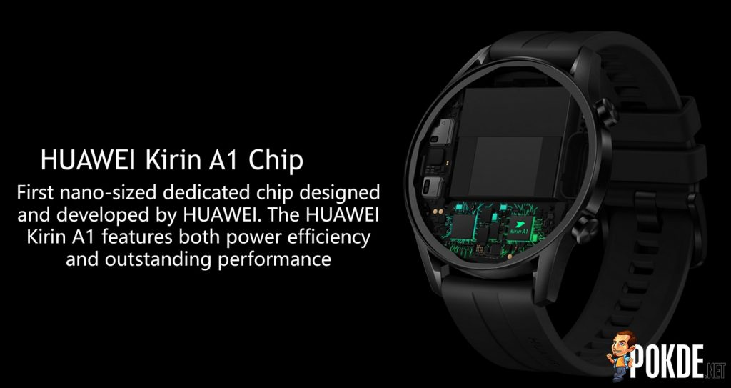 HUAWEI Watch GT 2 Officially Unveiled - Kirin A1 Chip and Improved Battery Life 22