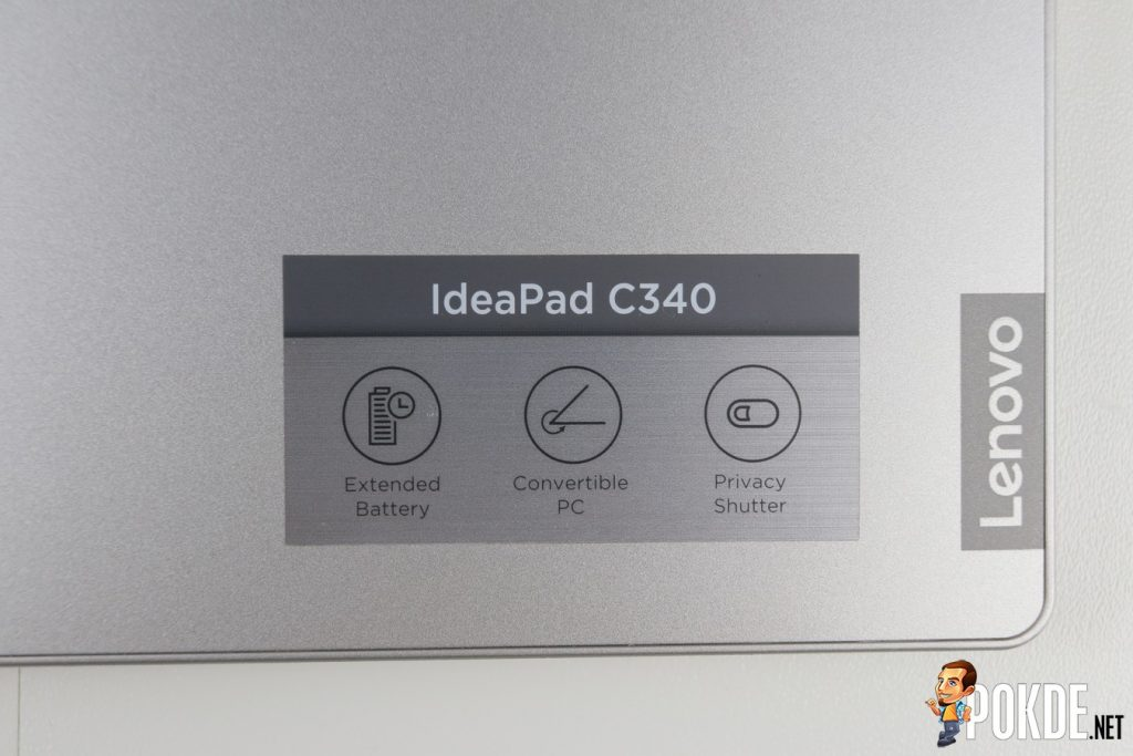 Lenovo IdeaPad C340 Review - Needs A Little More Boost 23