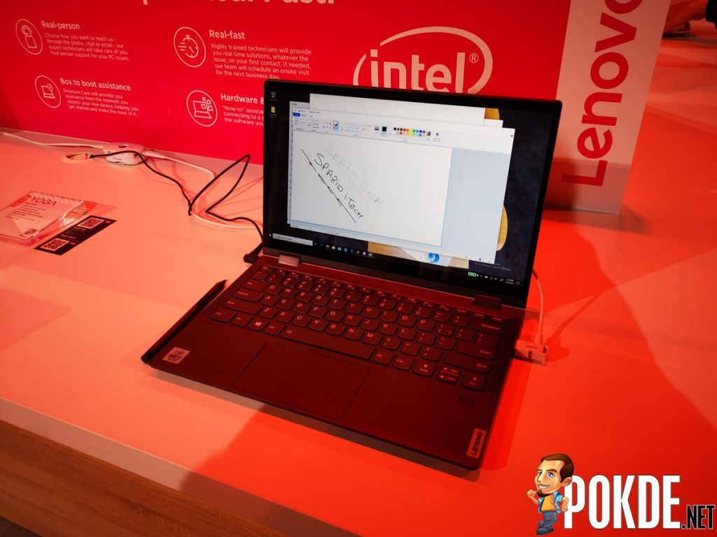 [IFA 2019] Lenovo Launches New Yoga PCs with Smarter Technology 21