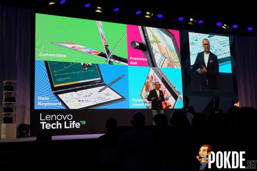 [IFA 2019] Lenovo Launches New Yoga PCs with Smarter Technology 24