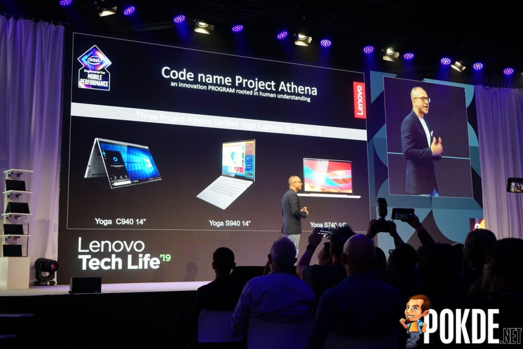 [IFA 2019] Lenovo Launches New Yoga PCs with Smarter Technology 19
