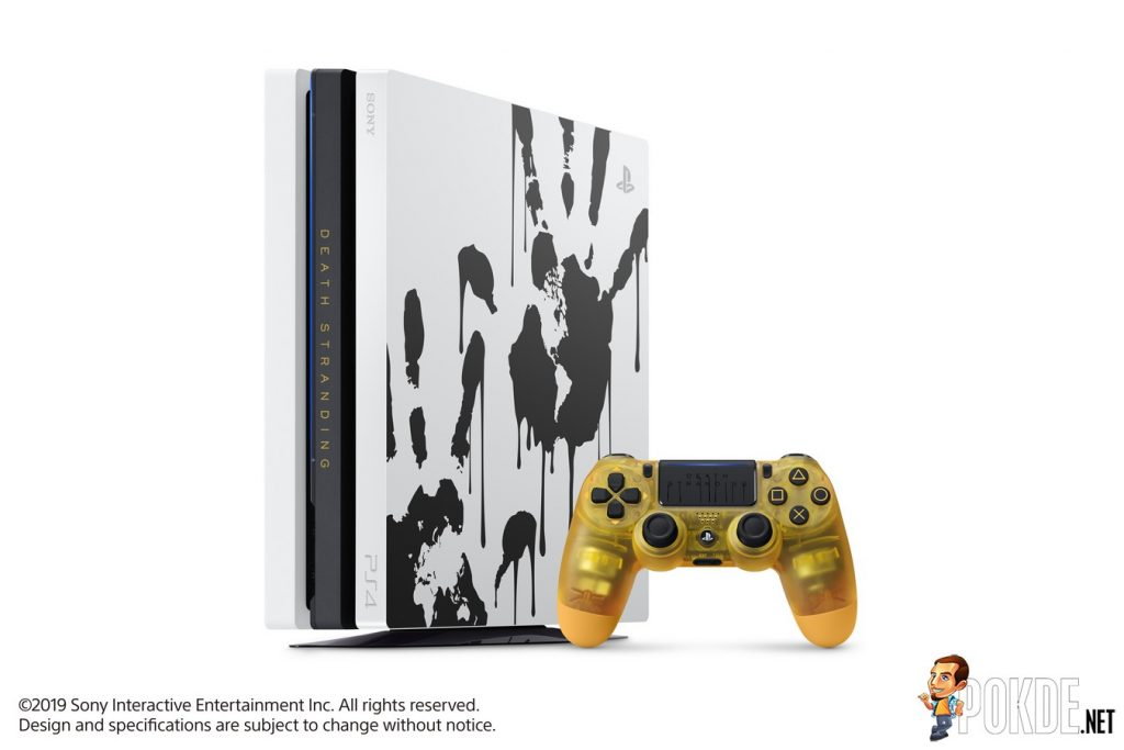 PS4 Pro Death Stranding Limited Edition Confirmed for Malaysia Release 23
