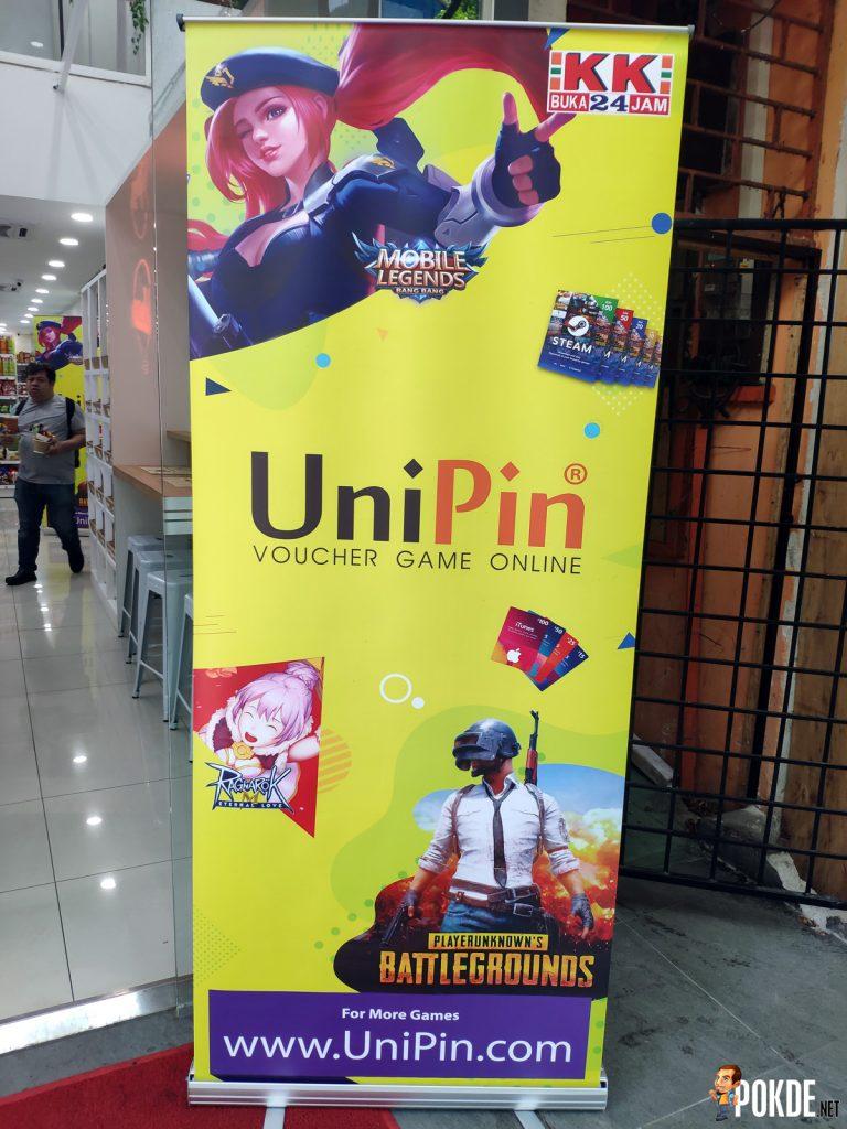 UniPin Appoints KK Super Mart As Official Gaming Payment Platform 26