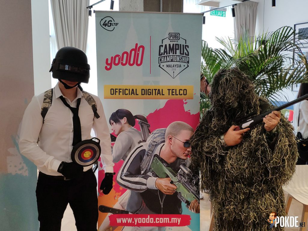 Yoodo To Host PUBG Mobile Campus Championship 2019 — Malaysia's First PUBG Mobile Tournament For Universities 19