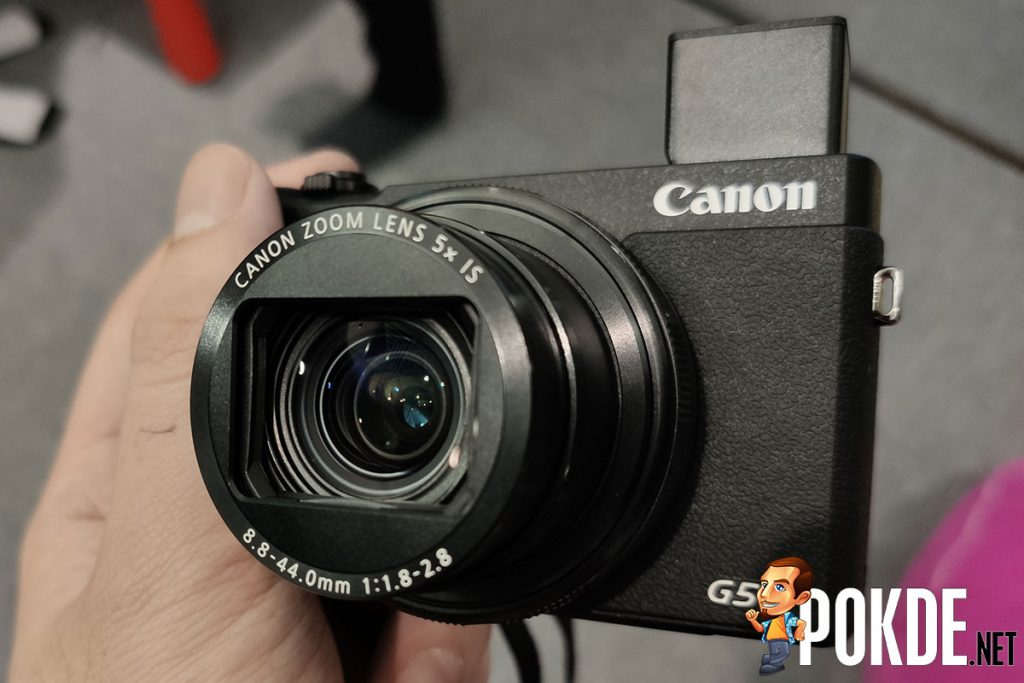 Canon PowerShot G5 X Mark II and G7 X Mark III launched with pro features in a compact body 25