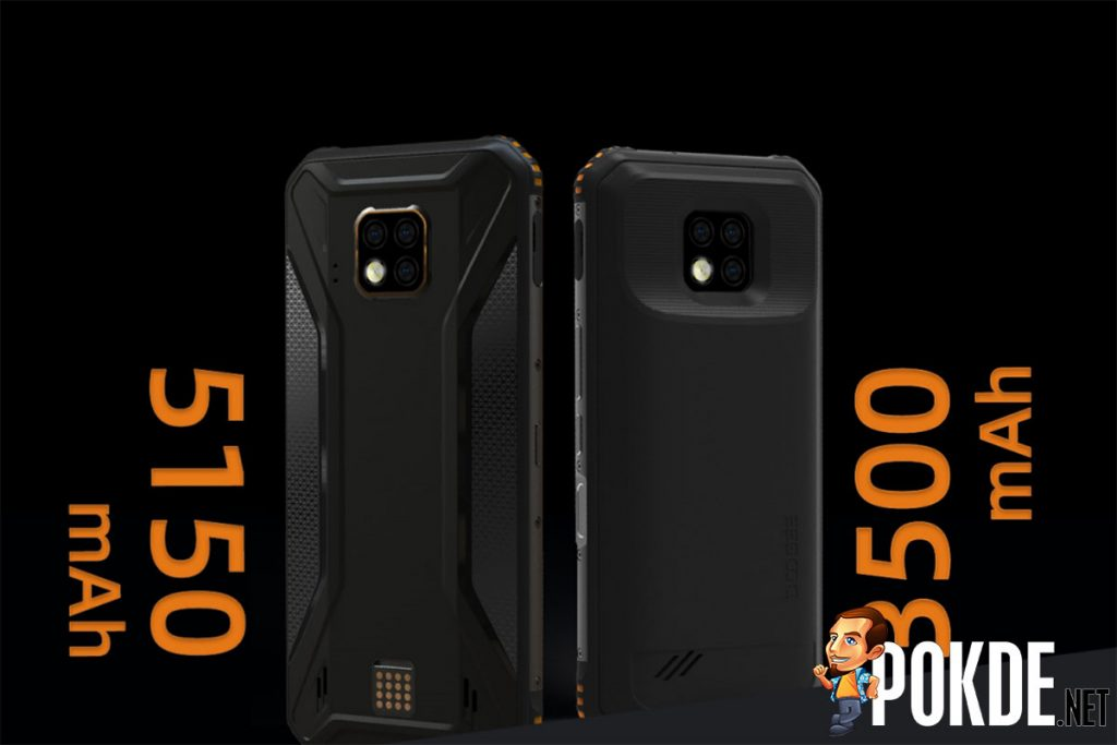 The Doogee S95 Pro is a modular triple camera smartphone 20