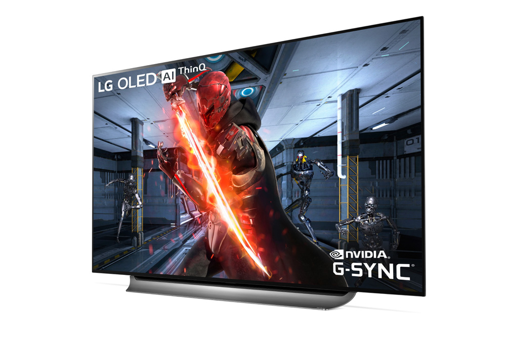 LG OLED TVs to Add Support for NVIDIA G-SYNC 21