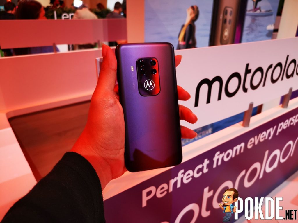 [IFA 2019] Motorola One Zoom is a Camera Powerhouse at an Affordable Price 21