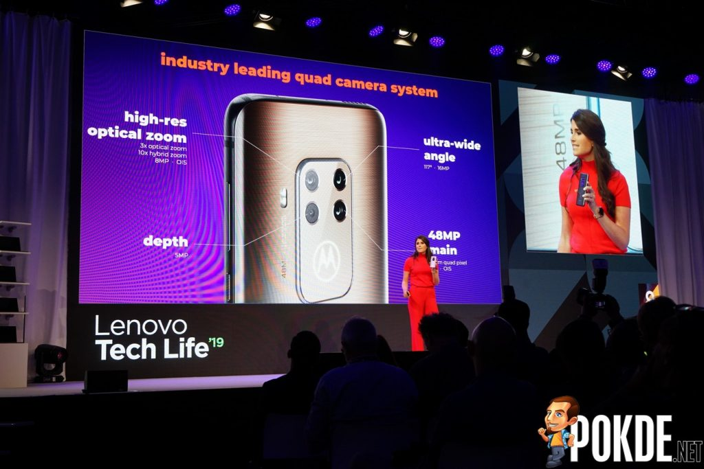 [IFA 2019] Motorola One Zoom is a Camera Powerhouse at an Affordable Price