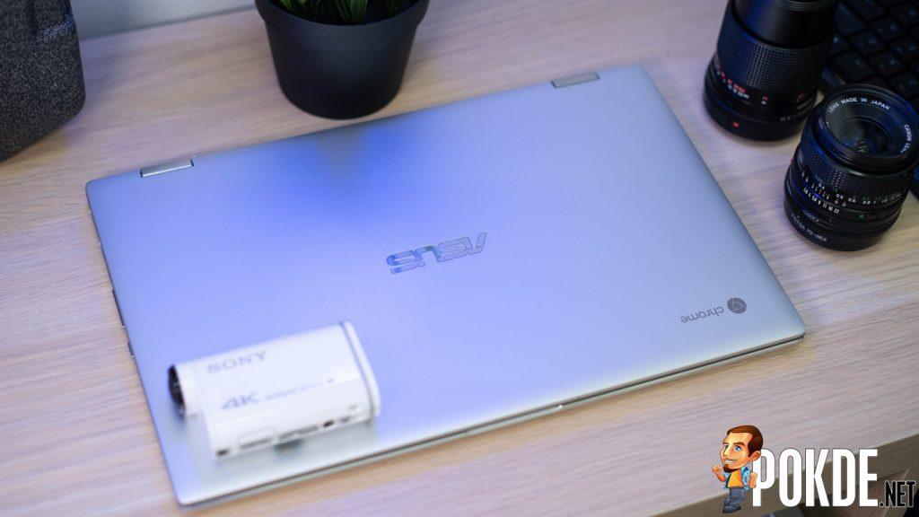 ASUS Chromebook Flip C434T Review 31