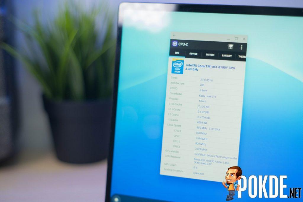 ASUS Chromebook Flip C434T Review 30