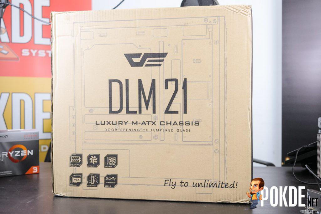Aigo darkFlash DLM21 Review — not too shabby! 21