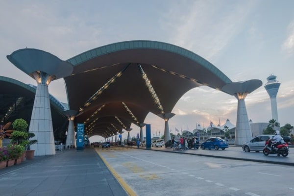 There Are New Designated Pick Up Points for E-Hailing Services at KLIA and KLIA2 29