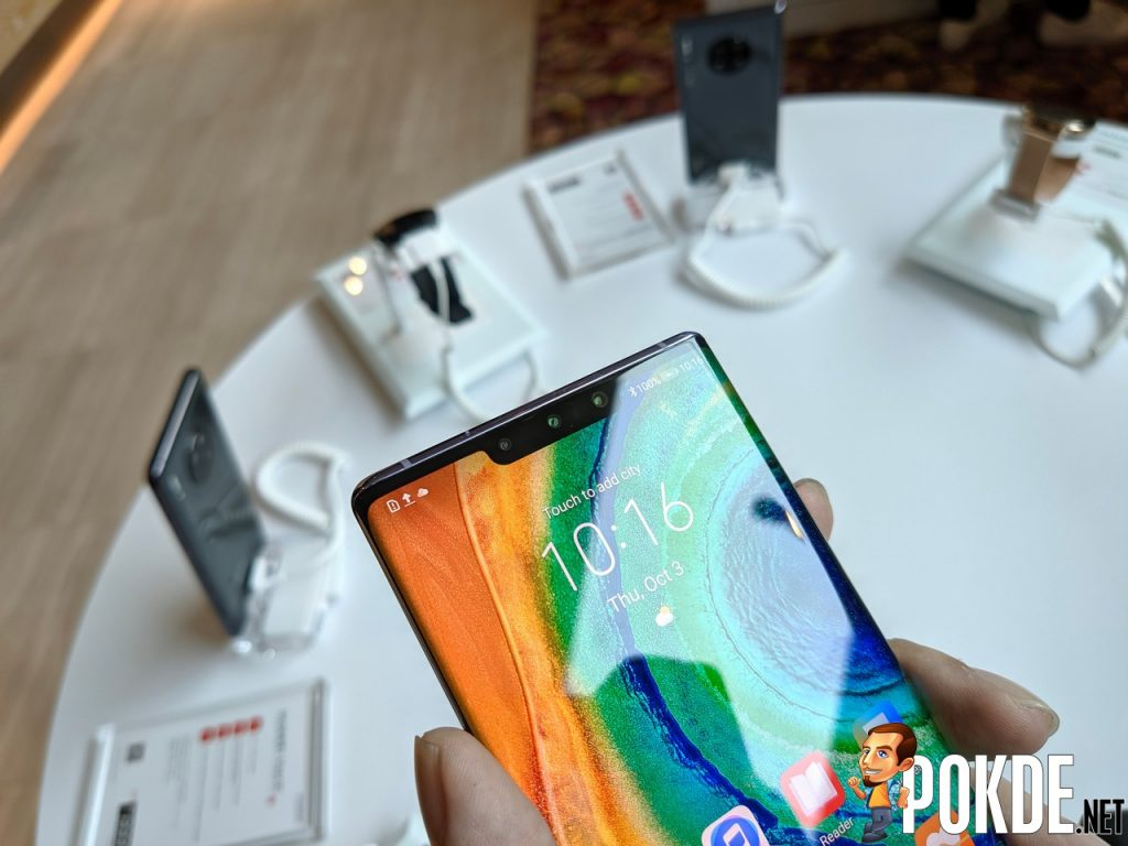 HUAWEI Mate 30 series launched in Malaysia 23