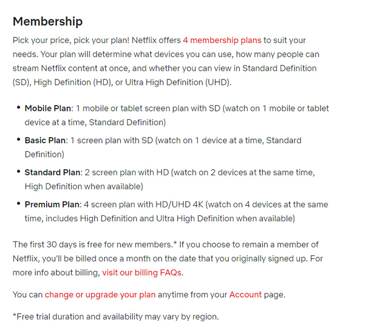Netflix Introduces Mobile Plan At RM17/month — Available For Both New And Existing Users 24