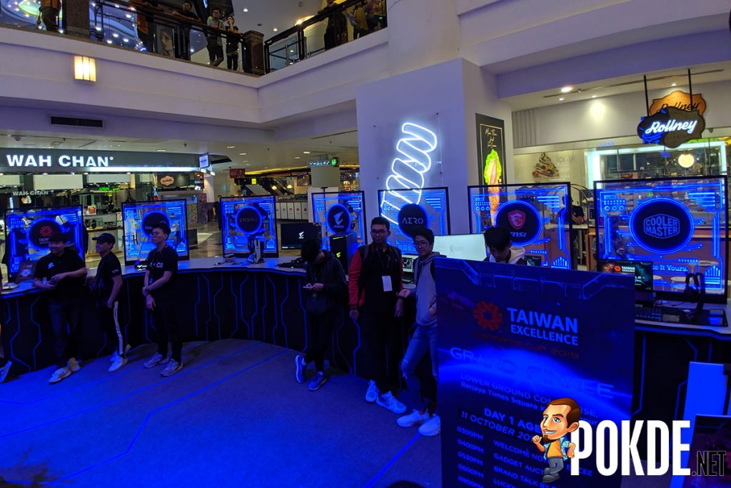 Check out the TEEC 2019 Grand Finale at Berjaya Times Square 25