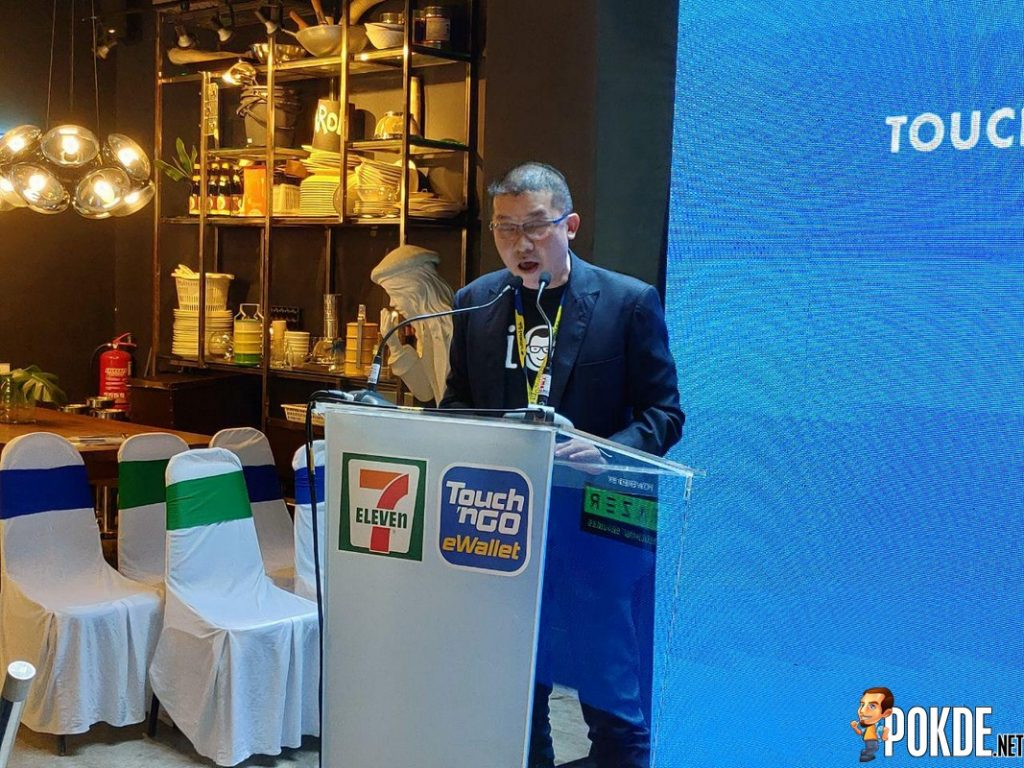 Touch 'n Go eWallet Now Officially Available To Use At All 7-Eleven Outlets In Malaysia 24