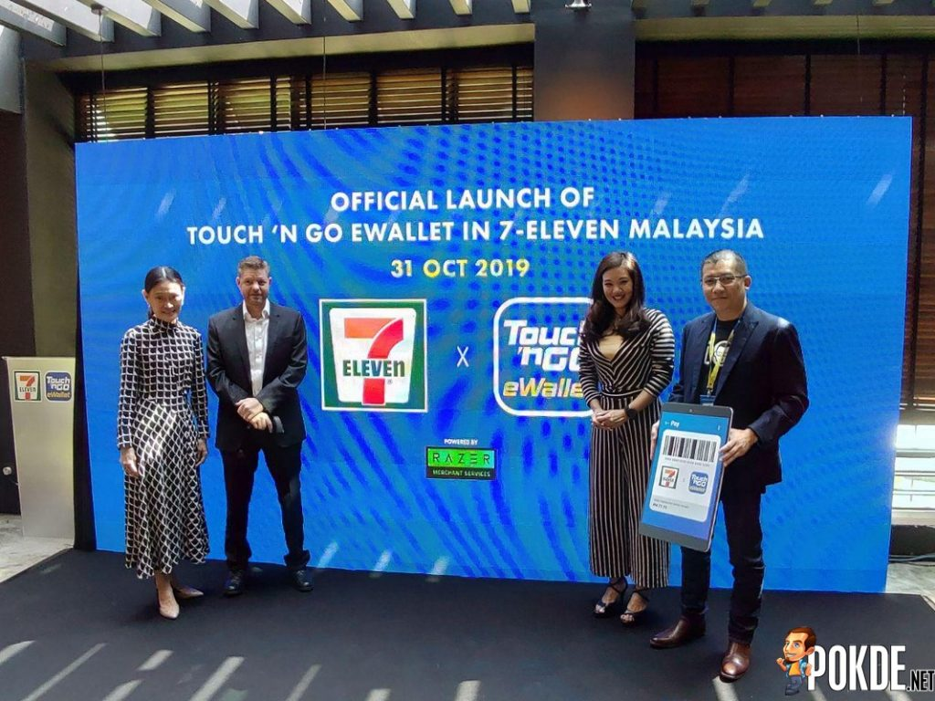 Touch 'n Go eWallet Now Officially Available To Use At All 7-Eleven Outlets In Malaysia 25