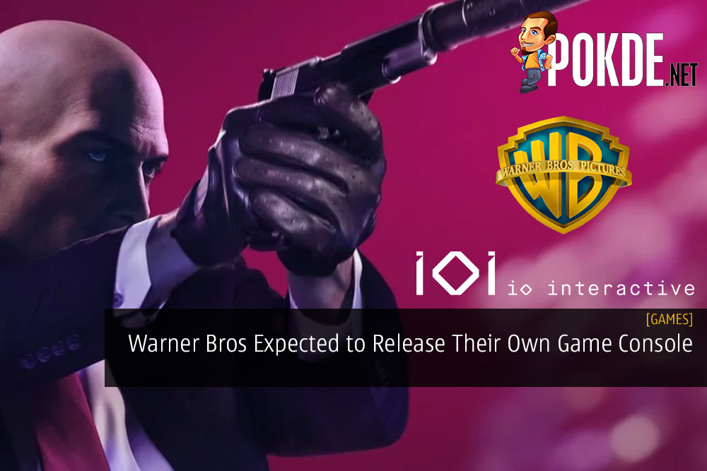 Warner Bros Expected to Release Their Own Game Console