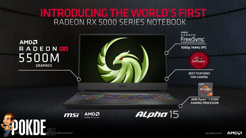 AMD announces the new Radeon RX 5500 — the card to get for 1080p esports gaming? 34