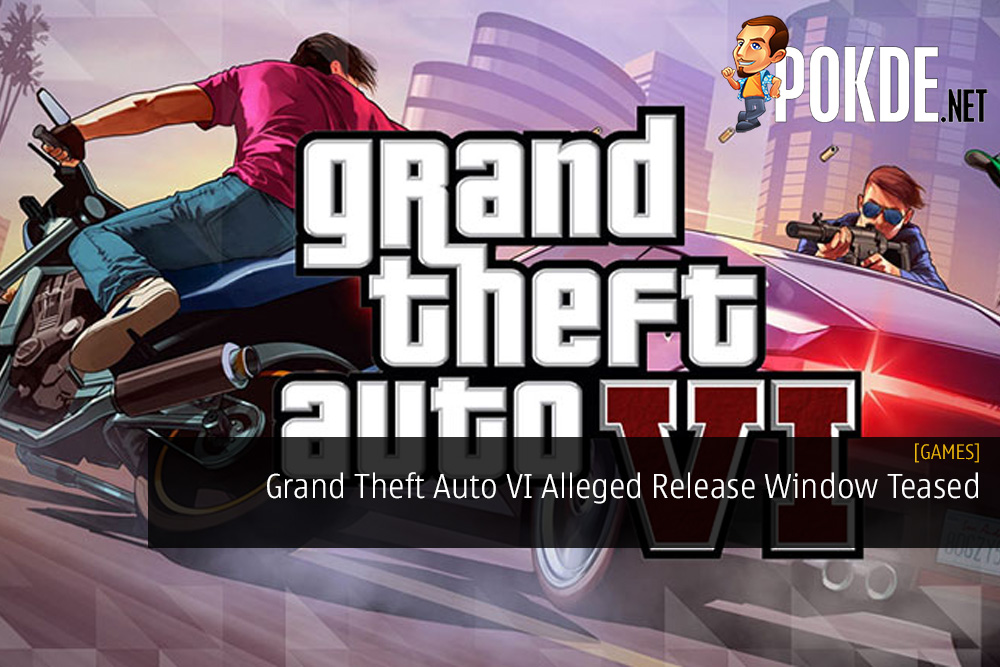 Grand Theft Auto VI Alleged Release Window Teased