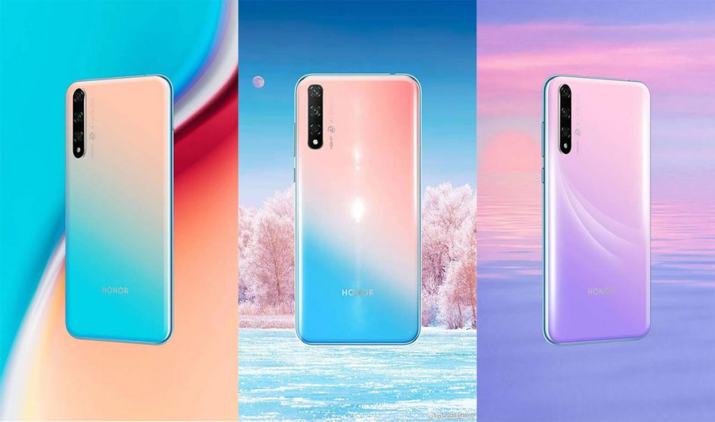HONOR 20 Youth Edition is coming 20