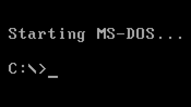 The Internet Archive Adds 2500 Classic MS-DOS Games and They're FREE to Play 20