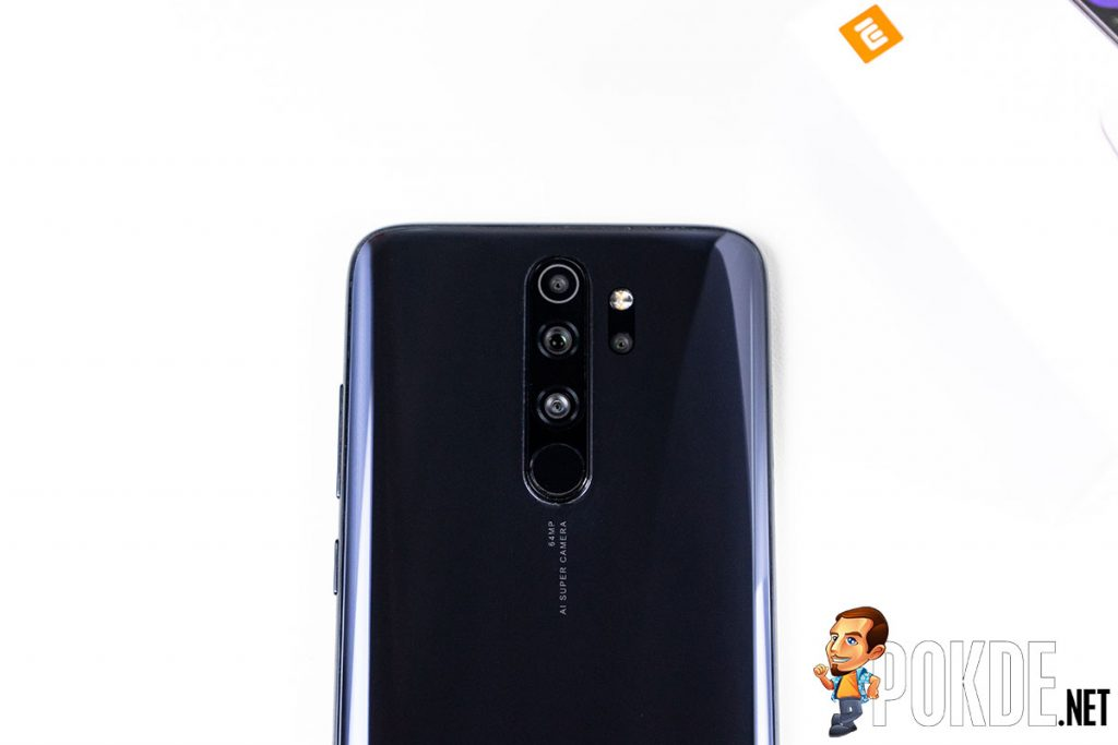 Why does the Redmi Note 8 Pro sport a 64MP camera? 43