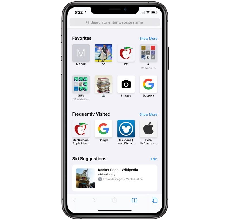 iOS 13 Safari Browser Shares Your Browsing History and Data with Tencent 19
