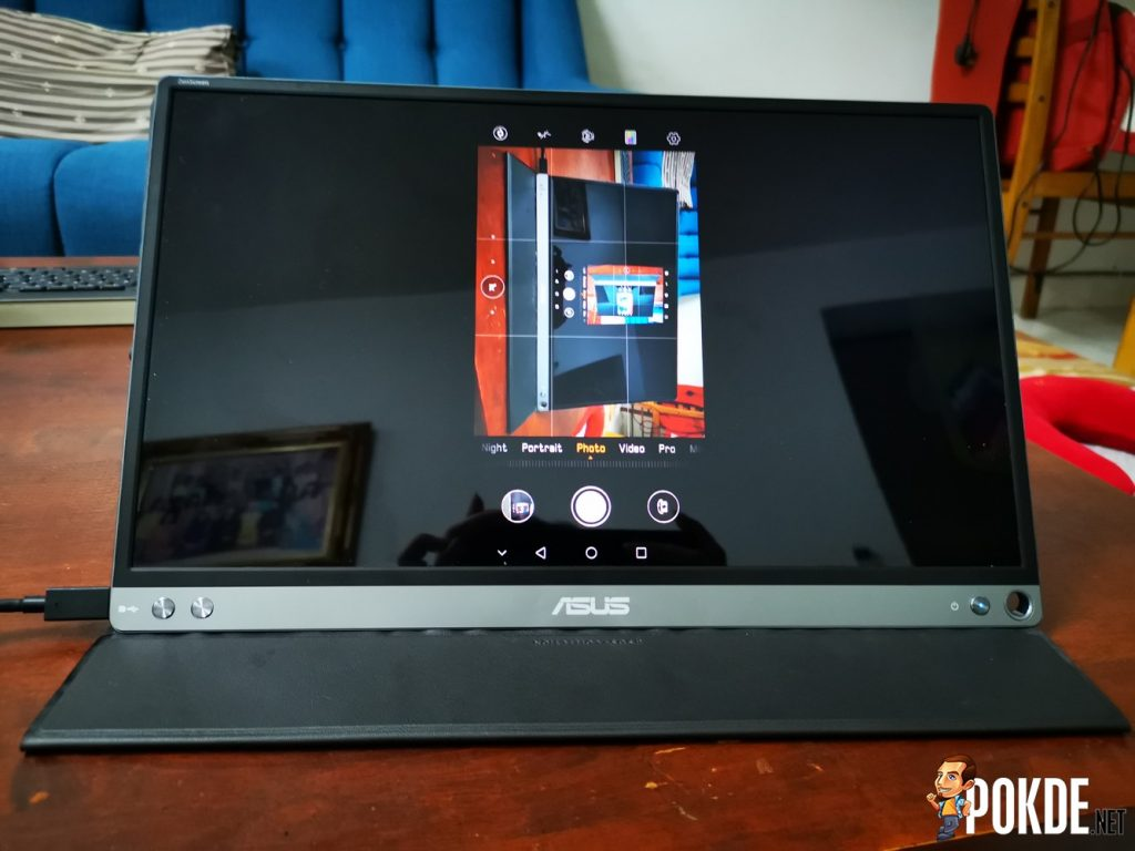 ASUS ZenScreen MB16AC Portable Monitor Review - It's Useful But... 32