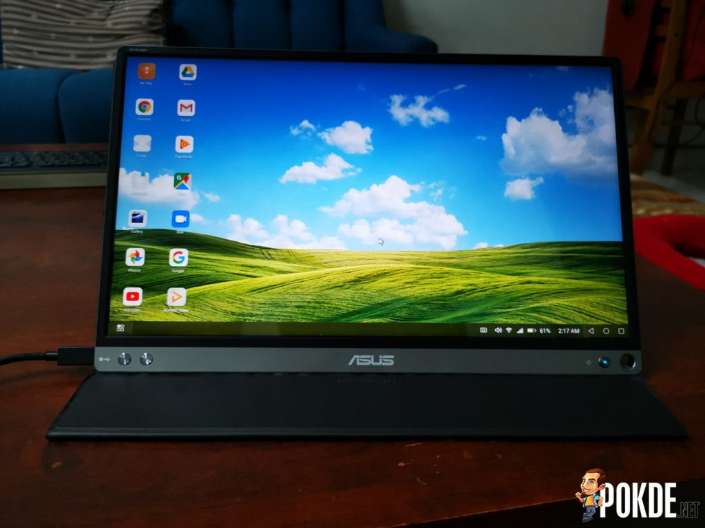 ASUS ZenScreen MB16AC Portable Monitor Review - It's Useful But... 33