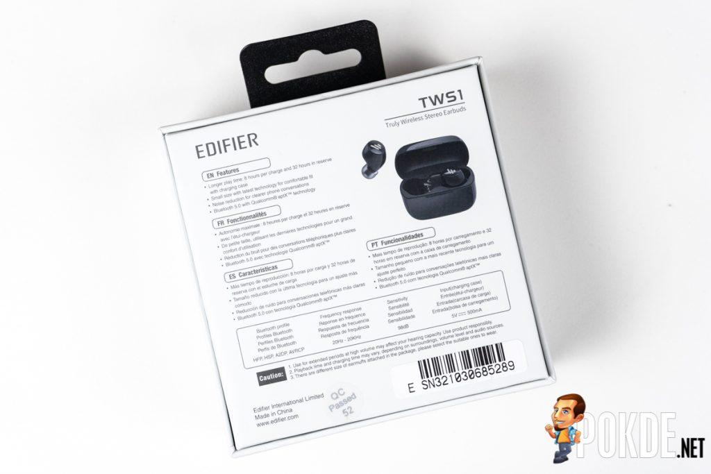 Edifier TWS1 True Wireless Earbuds Review 23