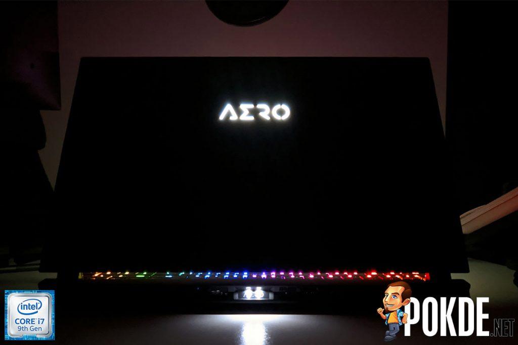 GIGABYTE AERO 15 OLED — the first OLED laptop in Malaysia! 25