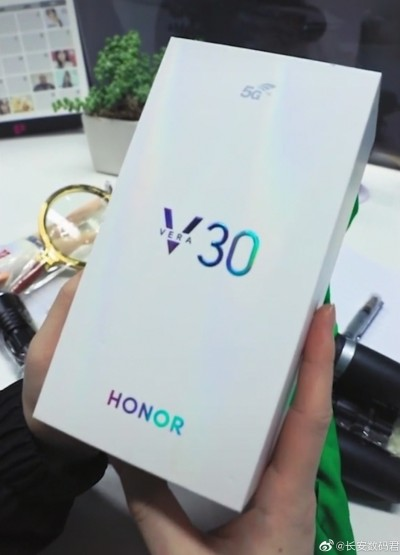 HONOR V30 With 5G Support To Be Unveiled This 26 November 2019 26