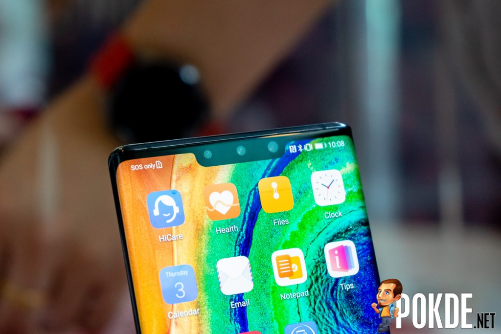 Here are 10 reasons why the HUAWEI Mate 30 Pro is the most intelligent smartphone out there 26