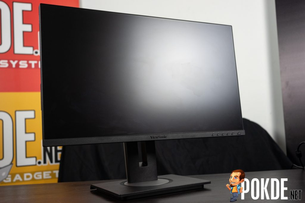 viewsonic vg2455 review front