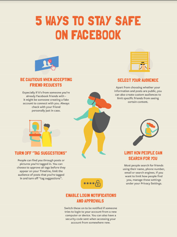 Ways To Stay Safe On Facebook 23