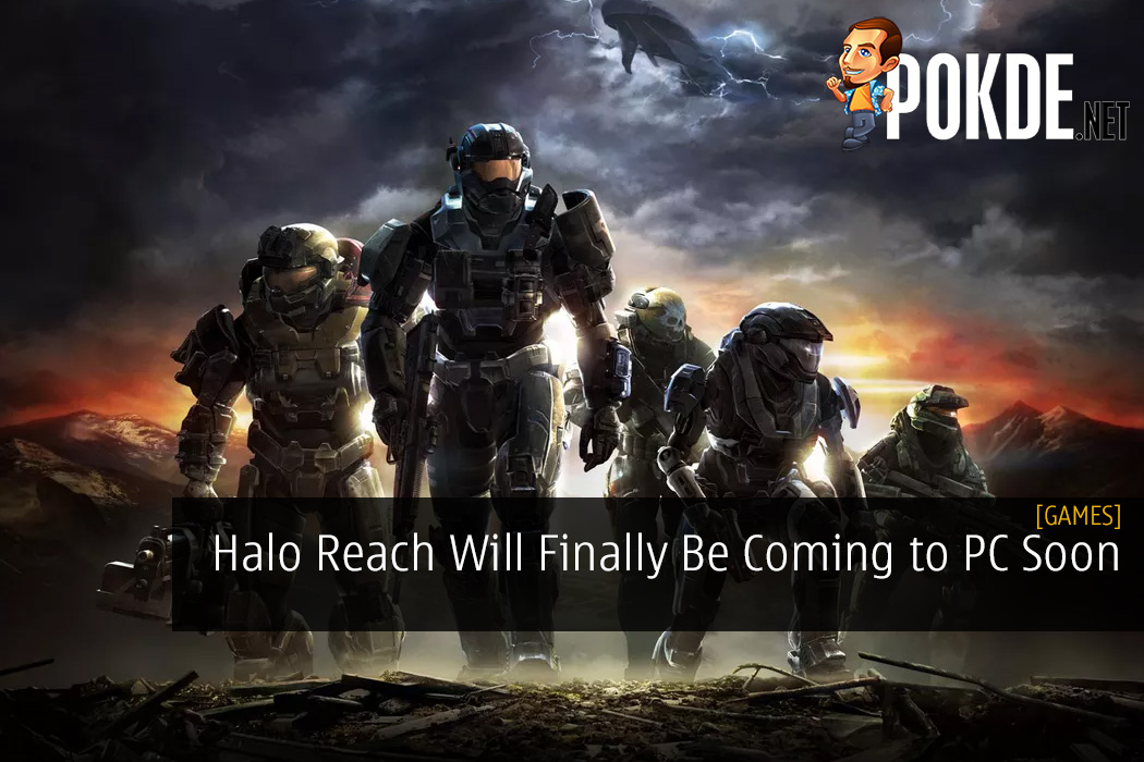 Halo Reach Will Finally Be Coming to PC Very Soon