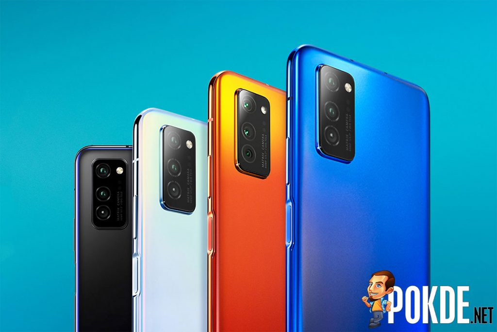 HONOR V30 and V30 Pro launched in China with comically huge camera bump 22