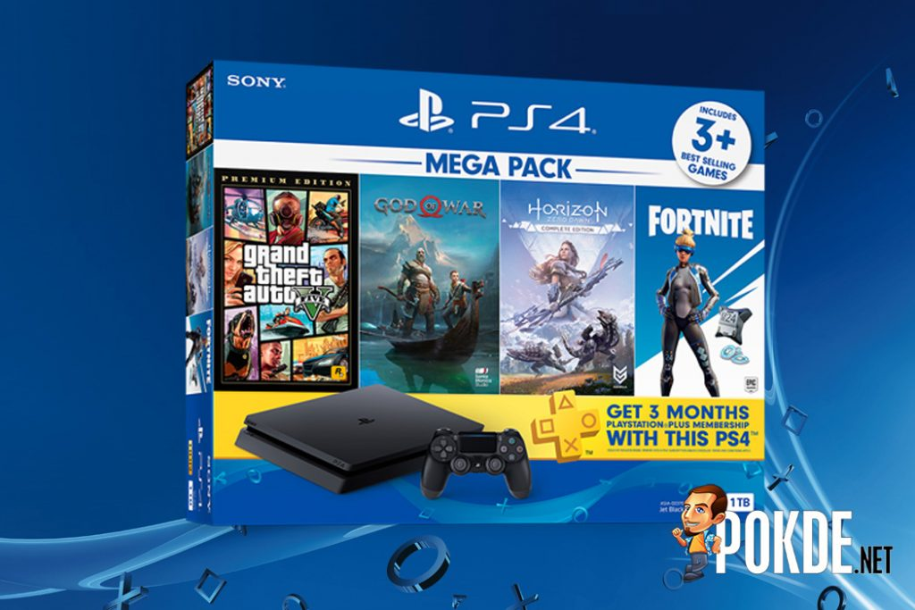 Three New PlayStation 4 Bundles Will Be Coming to Malaysia 25
