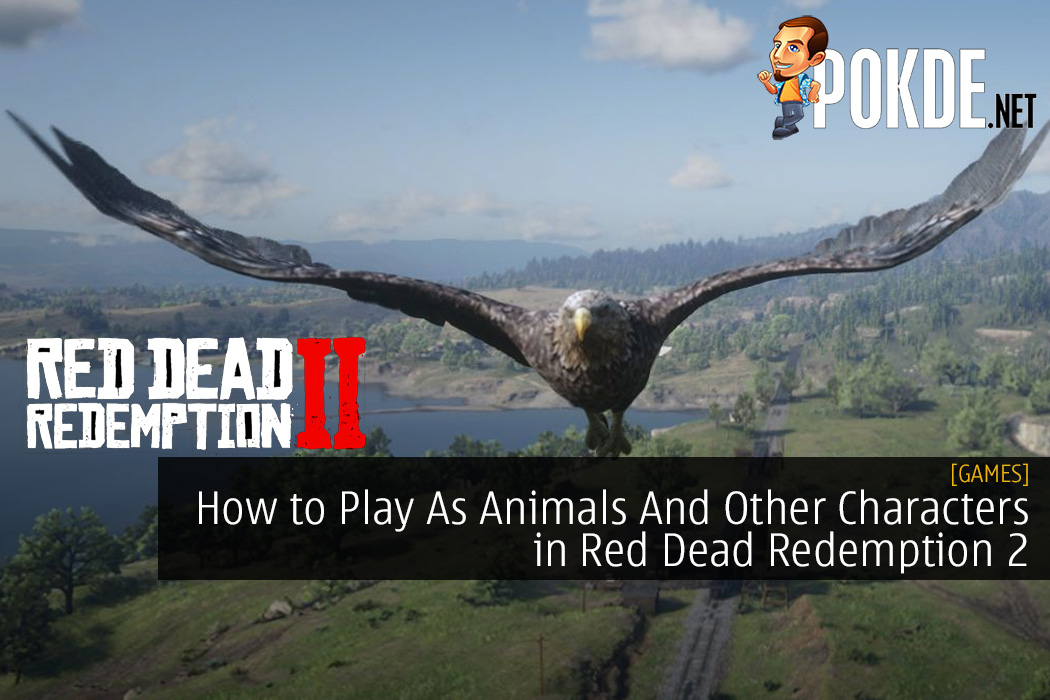 How to Play As Animals And Other Characters in Red Dead Redemption 2