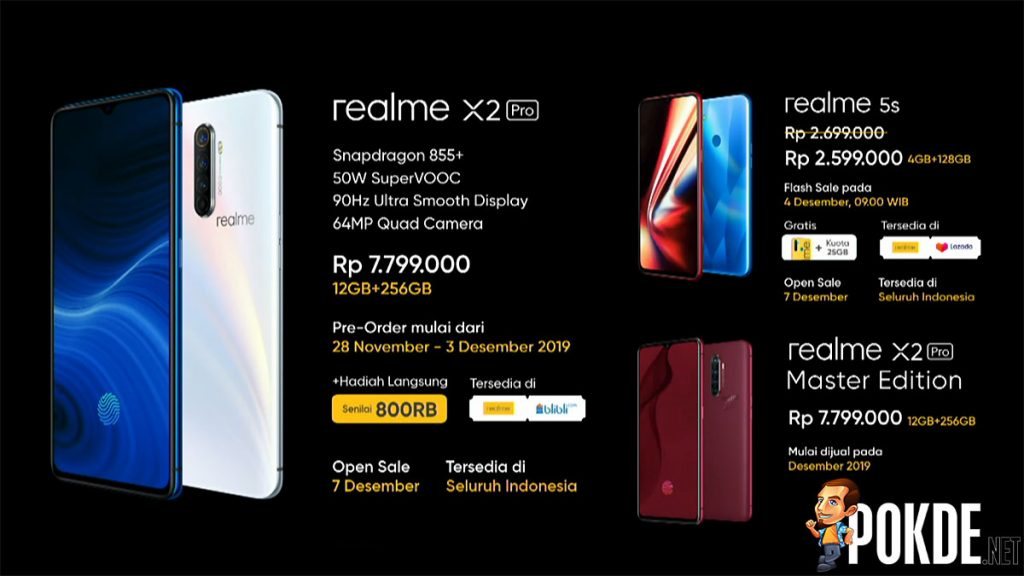 realme X2 Pro with 256GB UFS 3.0 storage launched in Indonesia at RM2300 26